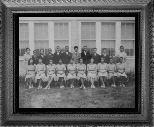The Robert Moton High School Project 1939 1942